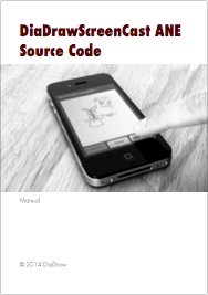 DiaDrawScreenCastAne Source Code Manual Thumbnail