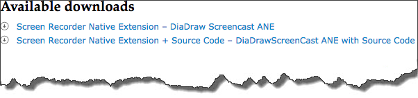 How-to-download-DiaDraw-ScreenCast-ANE