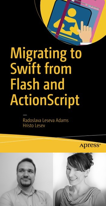 Migrating to Swift from Flash and ActionScript - front cover
